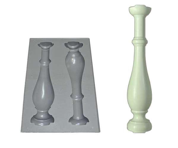 Формы балясин купить из бетона строительные материалы бетонная смесь