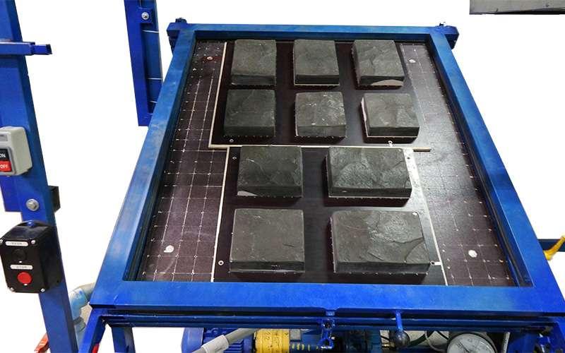Вакуумная формовка бетона бетон внутрь столба